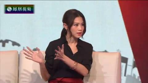 港人自讲 周秀娜:一向对模特工作有兴趣
