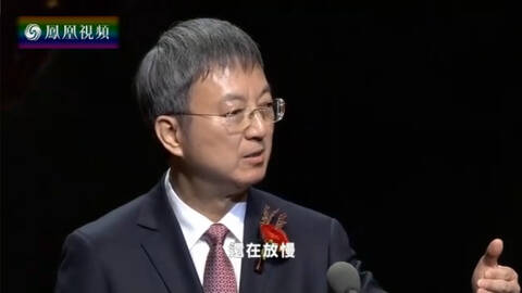 朱民答媒体提问:中国应对金融波动有妙招