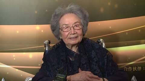 叶嘉莹现场祝贺凤凰卫视成立20周年