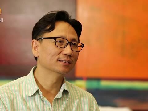 陈皖山:艺术存在于人的大脑中,而不在技术手上