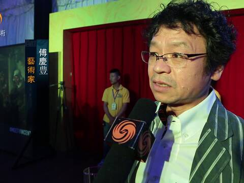 傅庆豊:梵高的精神一直在引导着我
