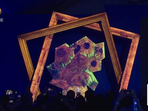 装置艺术|凤凰独家创制《记忆中的向日葵》