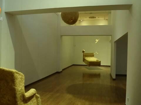 韩国雕塑家张伯淳个展开幕