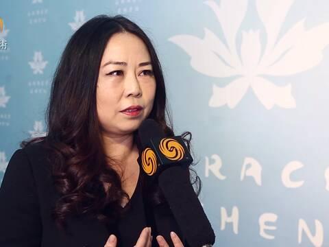 Grace Chen用时装讲述美丽世界的真情与梦幻