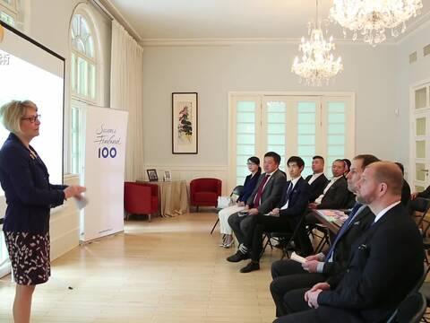 芬兰迪贝学院早教项目中国启动