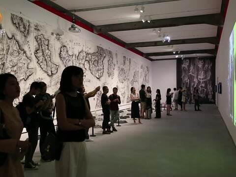 资讯丨中国当代艺术年鉴展2016