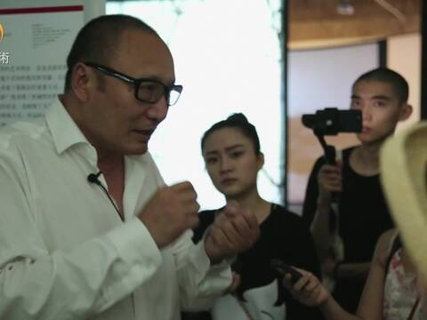 朱青生导览2016中国当代艺术年鉴展之一