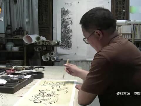 资讯丨申晓国:将生命体悟融入艺术创作