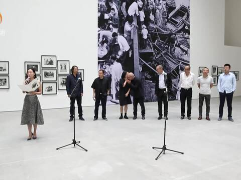 资讯丨喜马拉雅美术馆《移动靶》展览开幕