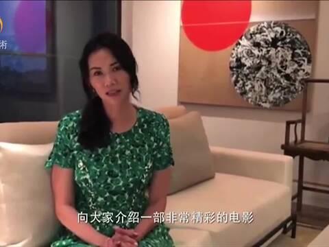 看蔡国强「玩火」丨邓文迪 张艺谋力推《天梯》