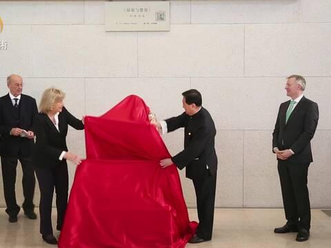 安娜高美《心灵的外衣》落户中国国家博物馆