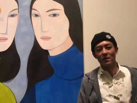 资讯丨陈冠希「音术」个展北京亮相