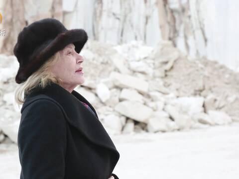 心灵的对话丨走近著名欧洲艺术家安娜高美 上