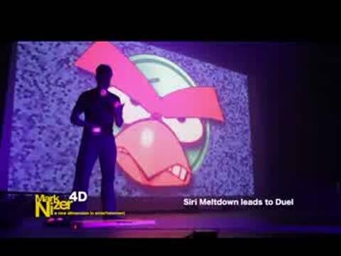 《4D魔幻舞蹈秀》