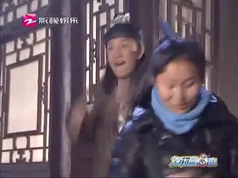 陈浩民拍《欢喜县令》