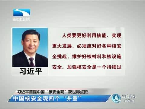习近平首提中国核安全观 含四大要点