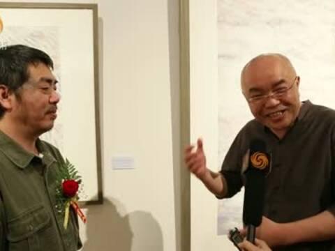 旅美画家王伟中:我经常梦里回到苏州