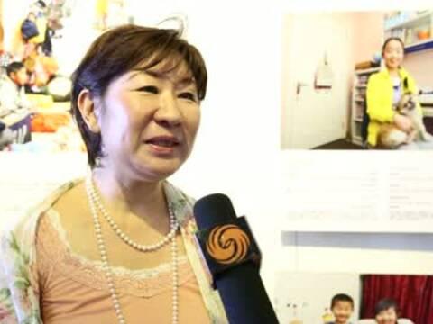 中外儿童主题系列摄影展:中国孩子压力过大