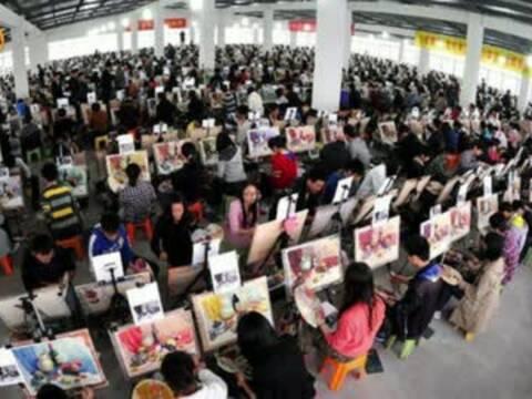 张敢:对美术学院的指责源于对艺术教育的无知