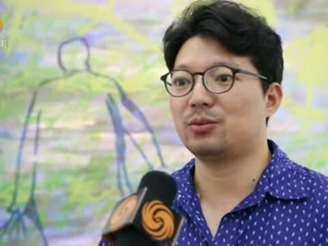 廖国核:做艺术是为了满足自己无所谓迎合市场