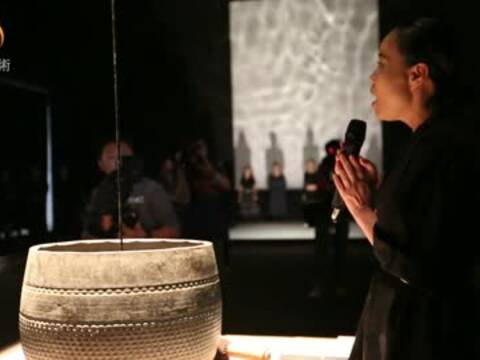 朱哲琴:挑战未知 用声音而非音乐构筑展览