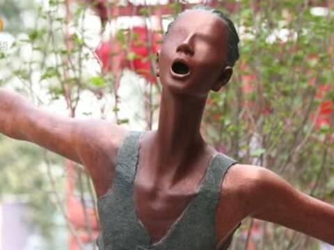 阿福:公共艺术是城市精神的表达