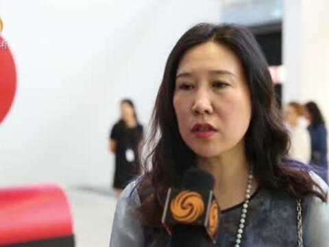 周颖:众多国际知名画廊和作品是一大看点