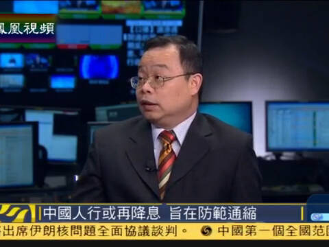 朱文晖:最高决策层已想通 出国前部署降息