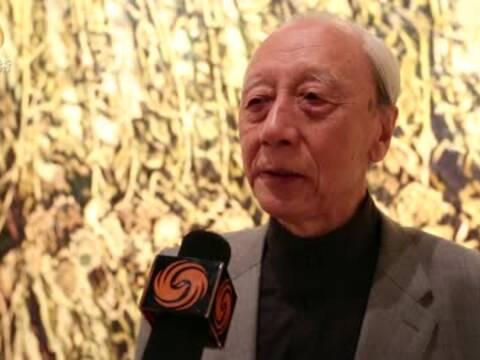 詹建俊:许江的艺术作品给人以精神的震撼