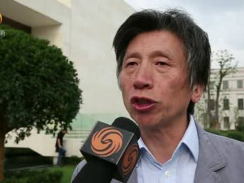 范迪安:许江的葵是对自己人生经历的表达