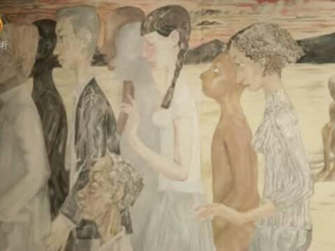 党震:水墨艺术如何转型当代是普遍思考