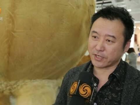 """杨茂源:""""他们来香港""""是对文化交融的表达"""