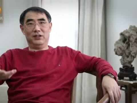 江宏伟:画家要感受时代的不同光线