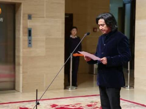 吴为山:艺术家应以作品来证明自己的文化价值