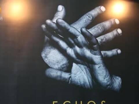 奥利维艾罗在华首展 结合理性自然 追求虚实相生