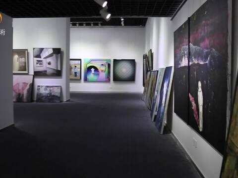 第二届南京国际美术展终评:当代艺术之终极脉动