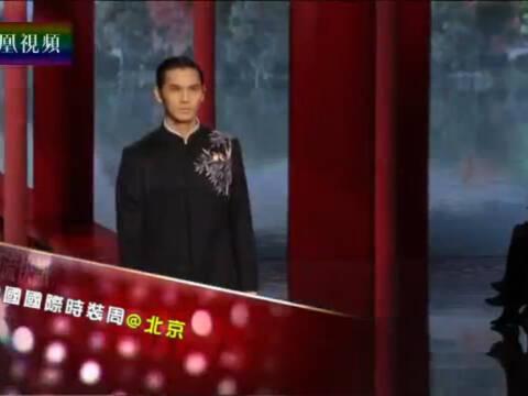 天桥云裳:中国国际时装周掠影