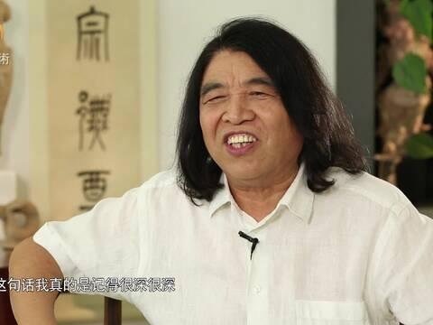 凤凰艺术大型原创访谈节目《凌听》第二集:杨明义