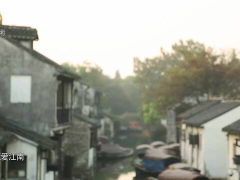 《凌听》杨明义:水墨江南 生命最美的诗篇