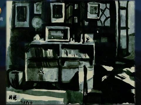 《凌听》杨明义:月光使画家忘记了周围的一切