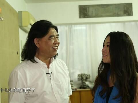 凤凰艺术大型原创访谈节目《凌听》:江南有义