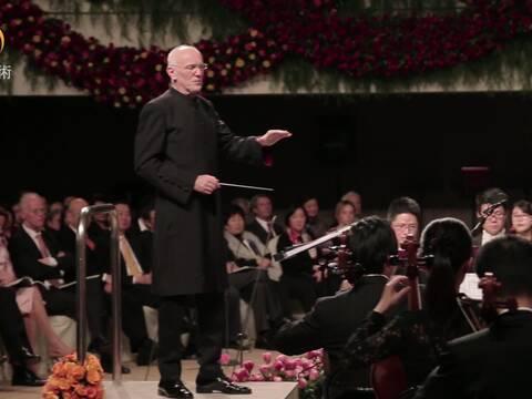 中欧建交40周年 英蓝圣诞音乐会将欧洲音乐拉近观众