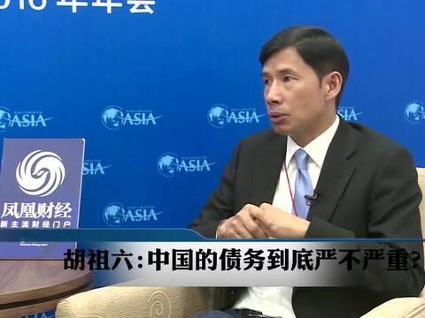 Image result for 经济学家 胡祖六