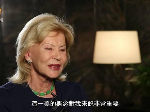 凤凰卫视20周年庆典巨献安娜高美雕塑展