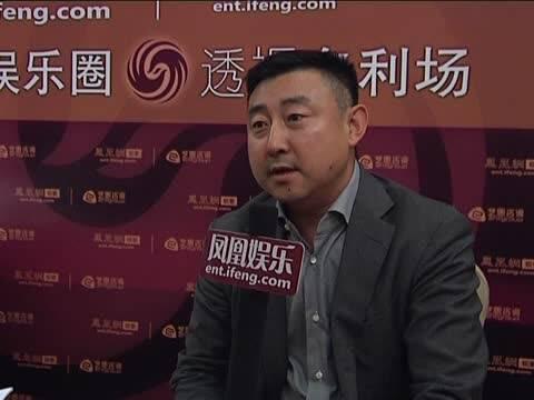 黄巍:一线城市的电影市场远未饱和