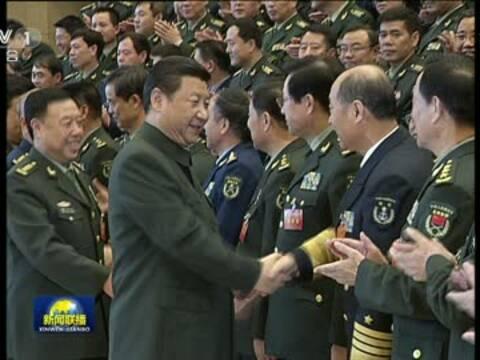 习近平:军队党建要确保党对军队绝对领导