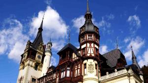 罗马尼亚:探访吸血鬼的故乡 品味中世纪建筑的苍凉与美丽