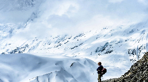 漫步喜马拉雅山麓的雪山之国 徒步在史诗级的EBC线路