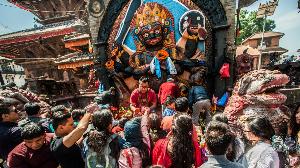 """雪域神山之外 尼泊尔的都市旅行还有多少""""幸福感""""?"""