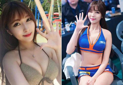 韩国性感女主播金塞拉 童颜御姐身材劲爆